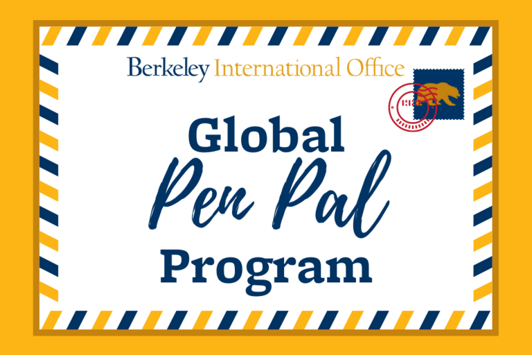 BIO Global Pen Pal Program