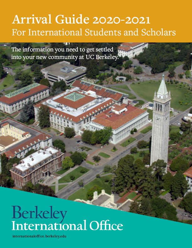 Arrival Guide for New International Students and Scholars