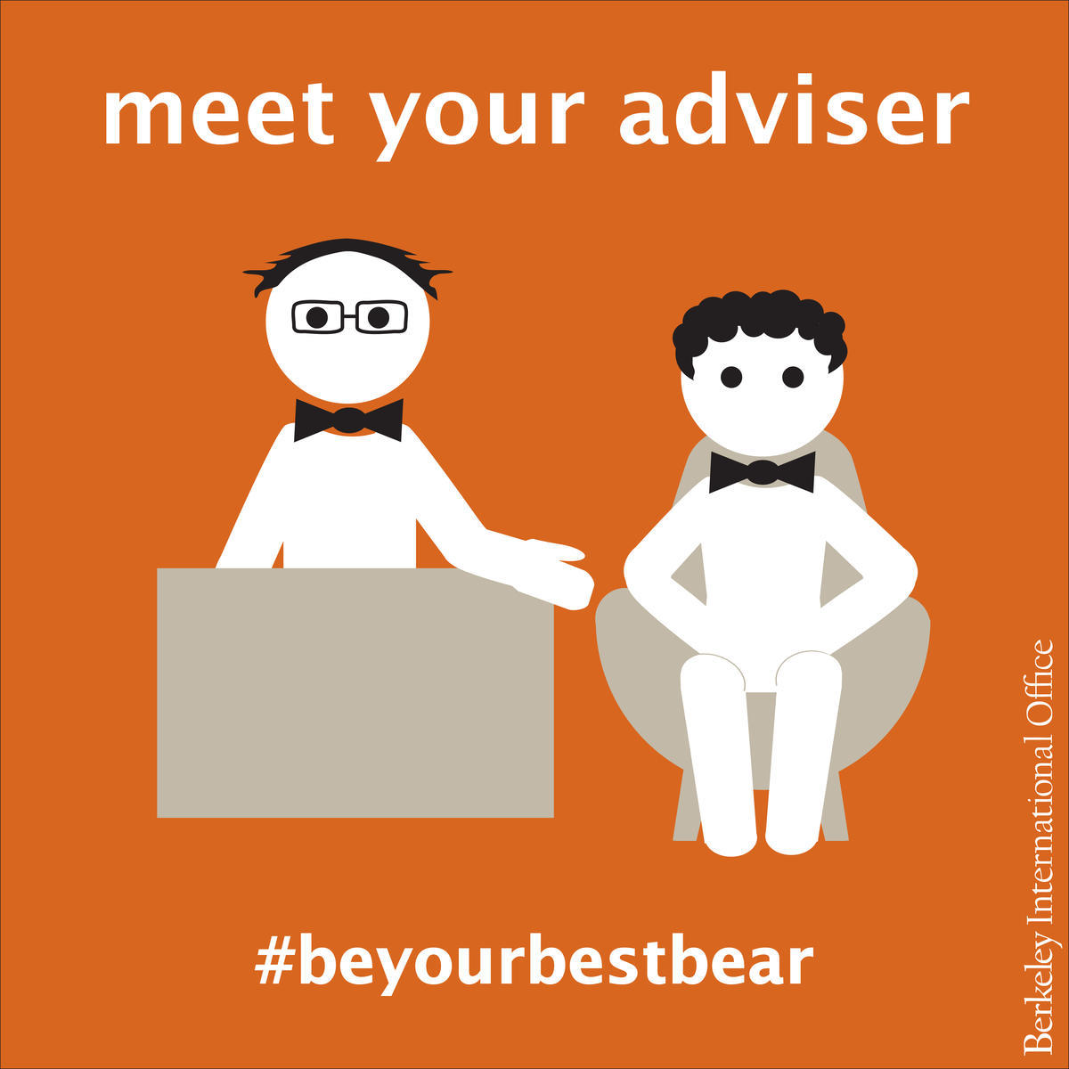 Meet with your adviser #BYBB