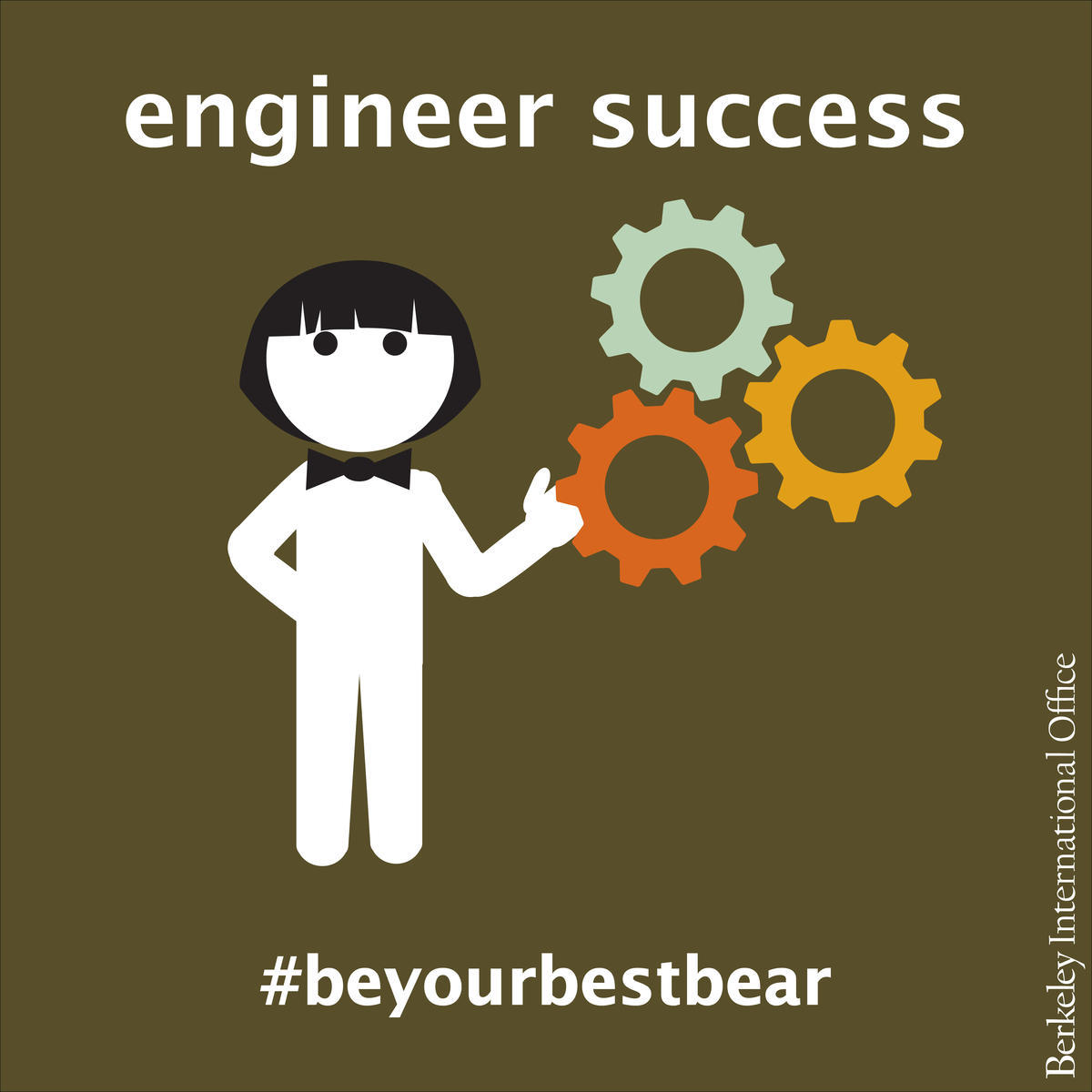 Be Your Best Bear: Engineer Success
