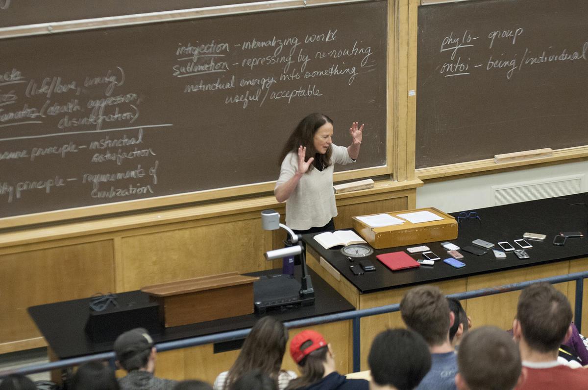 UC Berkeley Classroom