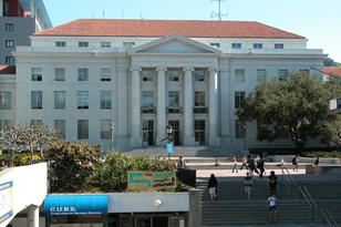 Sproul Hall - Photo by Steve McConnel