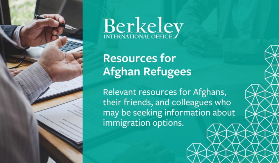 Immigration resources for refugees and other advocacy efforts