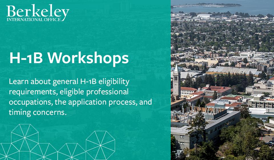 H-1B Workshops